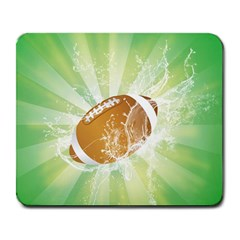American Football  Large Mousepads by FantasyWorld7