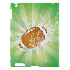American Football  Apple Ipad 3/4 Hardshell Case by FantasyWorld7