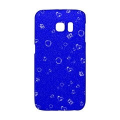 Sweetie Blue Galaxy S6 Edge by MoreColorsinLife