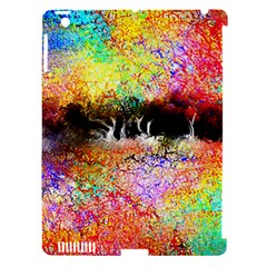 Colorful Tree Landscape Apple Ipad 3/4 Hardshell Case (compatible With Smart Cover) by theunrulyartist