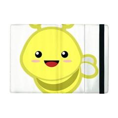 Kawaii Bee Apple iPad Mini Flip Case by KawaiiKawaii