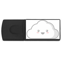 Kawaii Cloud Usb Flash Drive Rectangular (4 Gb)  by KawaiiKawaii