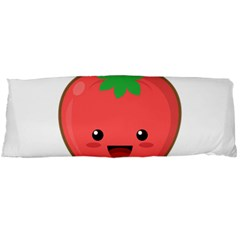 Kawaii Tomato Body Pillow Cases Dakimakura (Two Sides)  by KawaiiKawaii