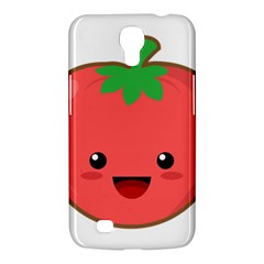 Kawaii Tomato Samsung Galaxy Mega 6 3  I9200 Hardshell Case by KawaiiKawaii