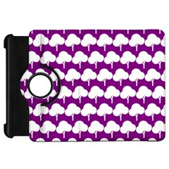 Tree Illustration Gifts Kindle Fire Hd Flip 360 Case by creativemom