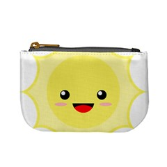 Kawaii Sun Mini Coin Purses by KawaiiKawaii