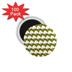 Tree Illustration Gifts 1.75  Magnets (100 pack)  by creativemom