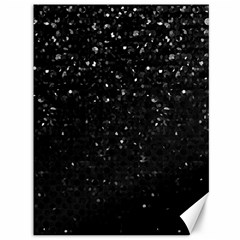 Crystal Bling Strass G283 Canvas 36  X 48   by MedusArt
