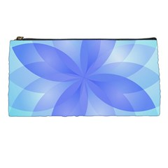 Abstract Lotus Flower 1 Pencil Cases by MedusArt