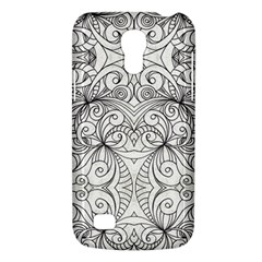 Drawing Floral Doodle 1 Galaxy S4 Mini by MedusArt