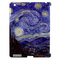 Van Gogh Starry Night Apple Ipad 3/4 Hardshell Case (compatible With Smart Cover) by MasterpiecesOfArt