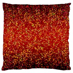Glitter 3 Standard Flano Cushion Cases (one Side)  by MedusArt