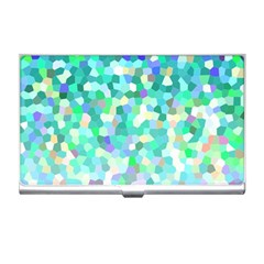 Mosaic Sparkley 1 Business Card Holders by MedusArt