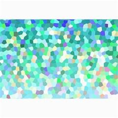Mosaic Sparkley 1 Collage 12  X 18  by MedusArt