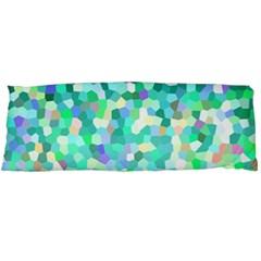 Mosaic Sparkley 1 Body Pillow Cases Dakimakura (two Sides)  by MedusArt