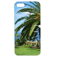 Sunny Tenerife Apple iPhone 5 Hardshell Case with Stand by MoreColorsinLife