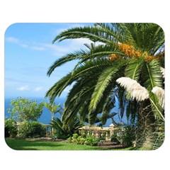 Sunny Tenerife Double Sided Flano Blanket (medium)