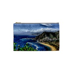 Tenerife 12 Effect Cosmetic Bag (Small)  by MoreColorsinLife