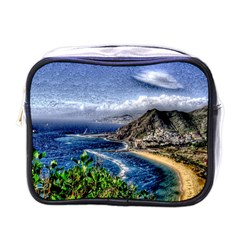 Tenerife 12 Effect Mini Toiletries Bags by MoreColorsinLife