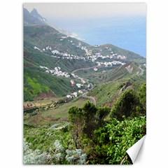 Tenerife 10 Canvas 36  X 48   by MoreColorsinLife