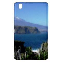 Panted Landscape Tenerife Samsung Galaxy Tab Pro 8 4 Hardshell Case by MoreColorsinLife
