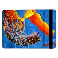 Aquarius  Samsung Galaxy Tab Pro 12.2  Flip Case by julienicholls