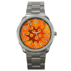 Cancer Zodiac Sign Sport Metal Watches by julienicholls
