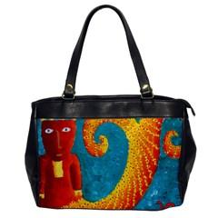Capricorn Zodiac Sign Office Handbags by julienicholls