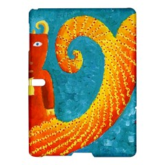 Capricorn Zodiac Sign Samsung Galaxy Tab S (10 5 ) Hardshell Case  by julienicholls
