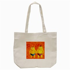 Gemini Zodiac Sign Tote Bag (cream)  by julienicholls