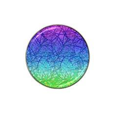 Grunge Art Abstract G57 Hat Clip Ball Marker (10 Pack) by MedusArt