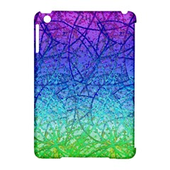 Grunge Art Abstract G57 Apple Ipad Mini Hardshell Case (compatible With Smart Cover) by MedusArt