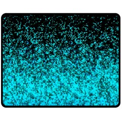 Glitter Dust G162 Fleece Blanket (medium)  by MedusArt