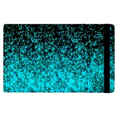 Glitter Dust G162 Apple Ipad 2 Flip Case by MedusArt