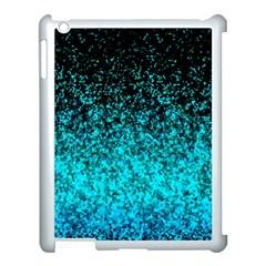 Glitter Dust G162 Apple Ipad 3/4 Case (white) by MedusArt