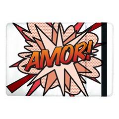 Comic Book Amor! Samsung Galaxy Tab Pro 10 1  Flip Case by ComicBookPOP