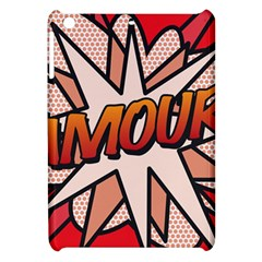 Comic Book Amour!  Apple Ipad Mini Hardshell Case by ComicBookPOP