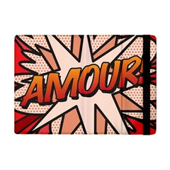 Comic Book Amour!  Ipad Mini 2 Flip Cases by ComicBookPOP