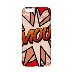 Comic Book Amour!  Apple Iphone 6/6s Hardshell Case by ComicBookPOP