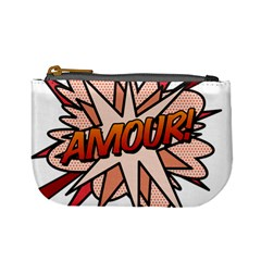 Comic Book Amour! Mini Coin Purses by ComicBookPOP