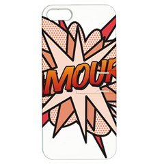 Comic Book Amour! Apple Iphone 5 Hardshell Case With Stand by ComicBookPOP