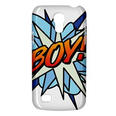 Comic Book Boy! Galaxy S4 Mini by ComicBookPOP