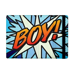 Comic Book Boy!  Ipad Mini 2 Flip Cases by ComicBookPOP