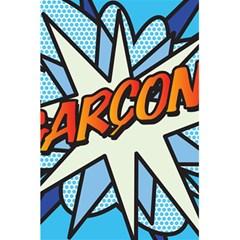 Comic Book Garcon! 5 5  X 8 5  Notebooks by ComicBookPOP