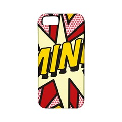 Comic Book Mine! Apple Iphone 5 Classic Hardshell Case (pc+silicone) by ComicBookPOP