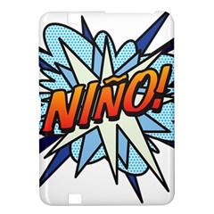 Comic Book Nino! Kindle Fire HD 8.9  by ComicBookPOP