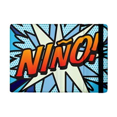 Comic Book Nino! Ipad Mini 2 Flip Cases by ComicBookPOP