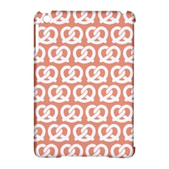Salmon Pretzel Illustrations Pattern Apple Ipad Mini Hardshell Case (compatible With Smart Cover) by creativemom