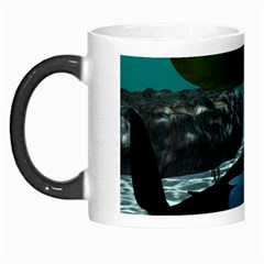 Submarine With Orca Morph Mugs by FantasyWorld7