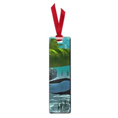 Submarine With Orca Small Book Marks by FantasyWorld7